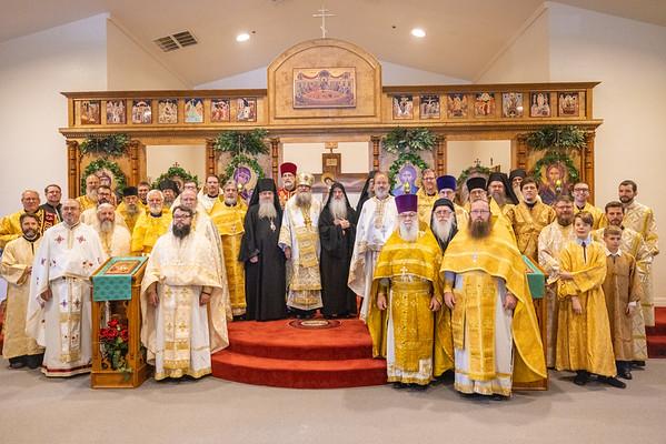 Enthronement of Bishop Gerasim of Fort Worth, Texas