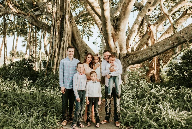 Haddaway Family - 2018