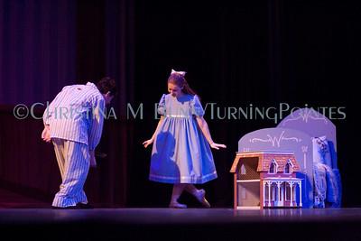 Peter Pan School Show 4-9-10