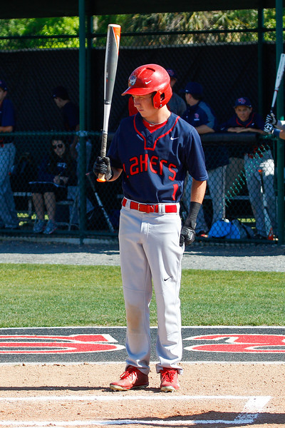 LHPS Var. Baseball vs Windermere Prep 2014