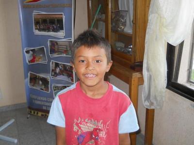 Jovenes en Camino - Children in Need
