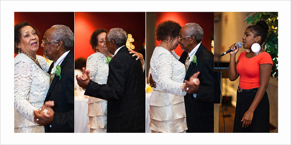 Jimmar 50th Wedding Anniversary Album