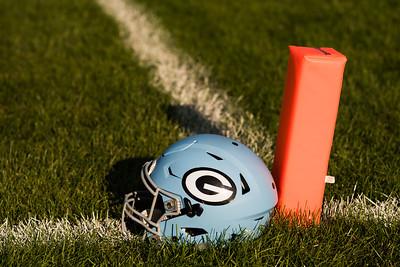 8-31-17 Garber Varsity Football
