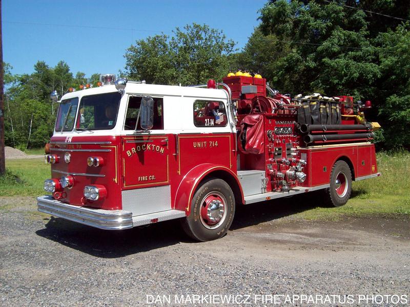 BROCKTON FIRE CO.