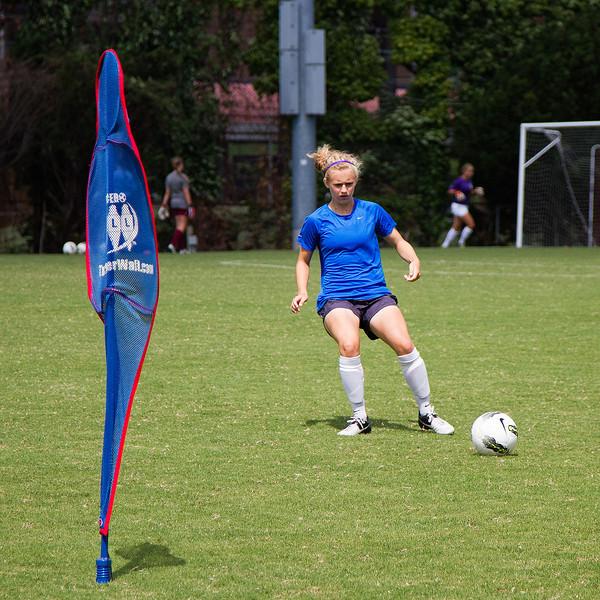 UPenn Soccer Camp September 2012