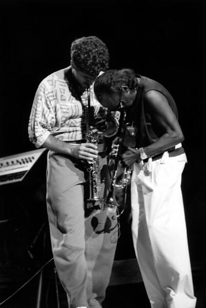 MILES DAVIS & BOB BERG