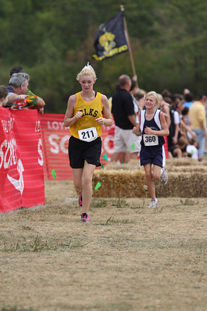2010 Centerville MS Cross Country