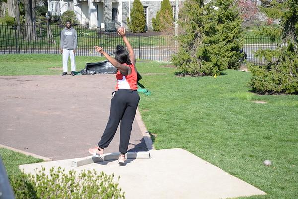 Girls Track & Field: GA vs Baldwin