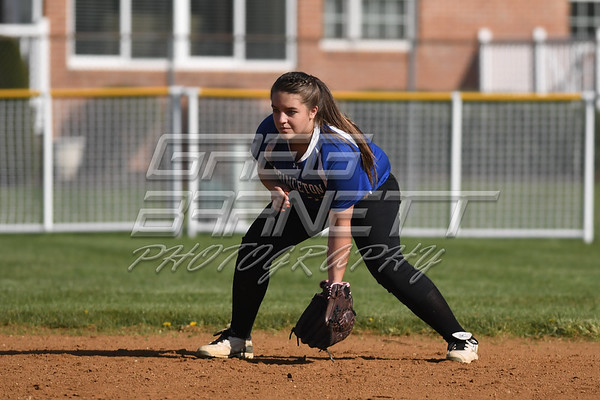 Princeton vs Bluefield SB 4/13/2016
