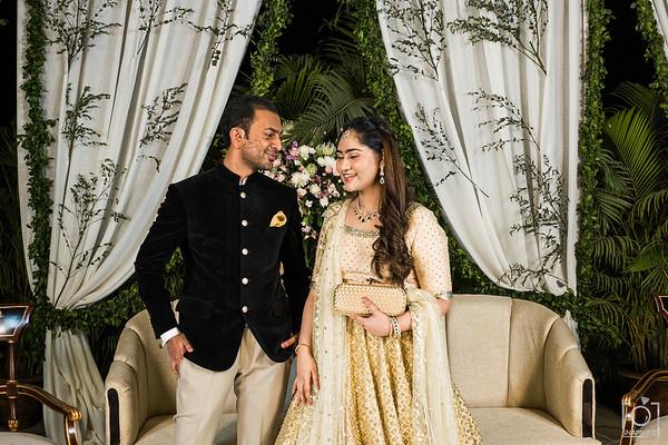 Maheen & Asaan Proposal Dinner