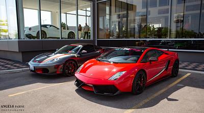 Ferrari of Ontario 2018