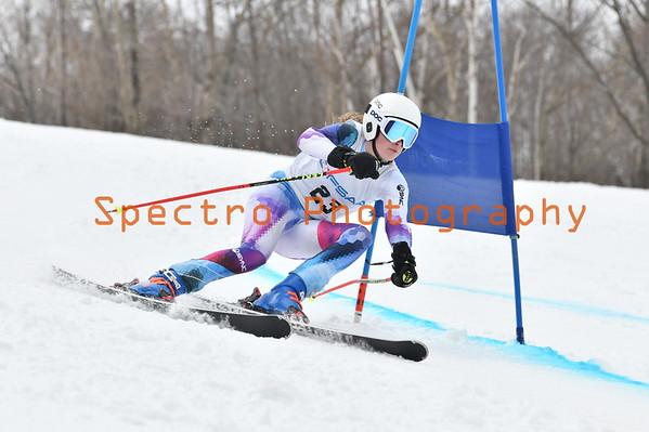 OFSAA Alpine 2020 - High School GS - Girls
