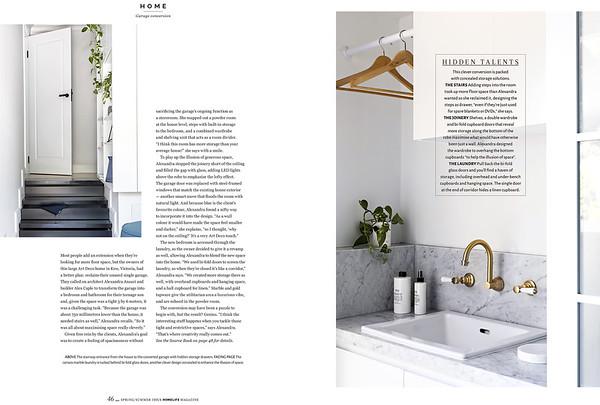 Home Life, Ansari Architects - Kew Project