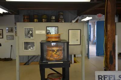 The Eisenhower Drum- 1954