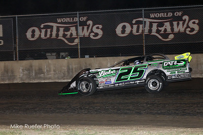 WoO Late Model event - 7/24/18