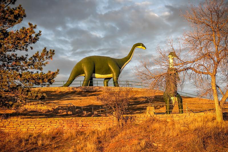 Dino - Rapid City , South Dakota