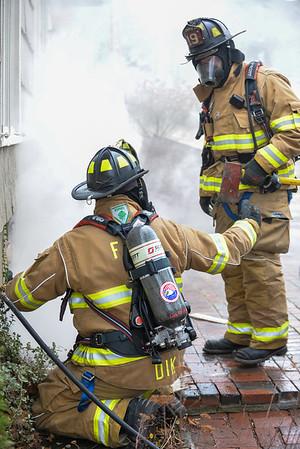 Structure Fire - Lancaster Ave, Lunenburg, Ma - 3/20/20