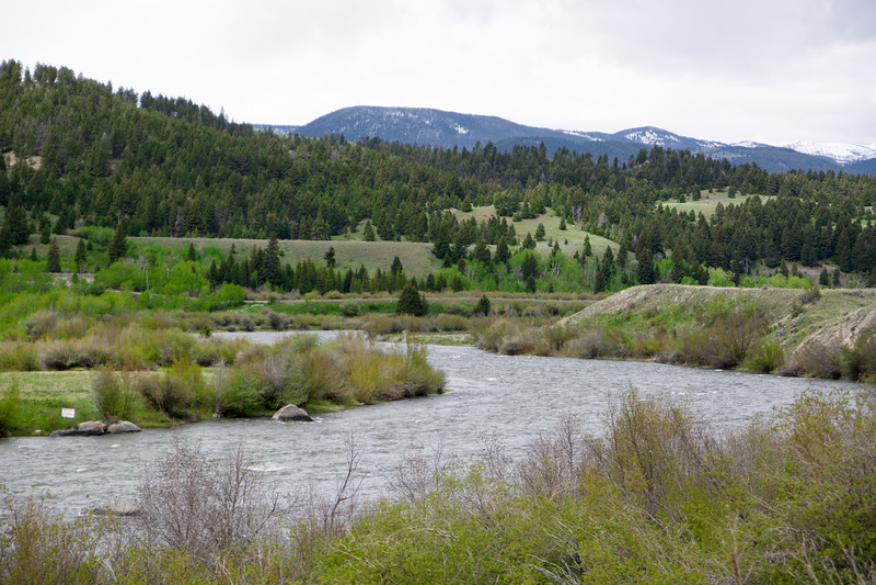 Southern Montana US-287