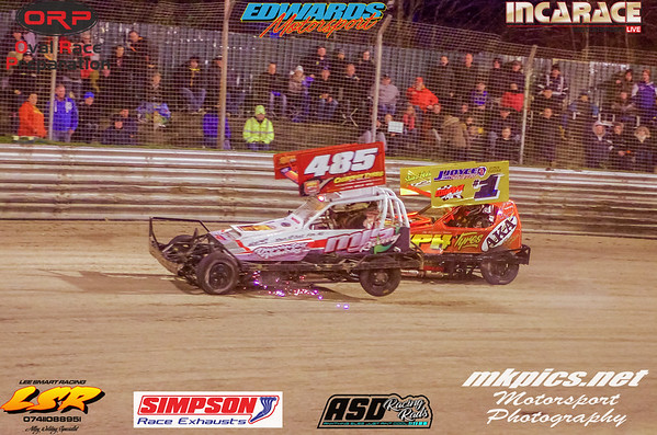 V8 Hot Stox Gala Night