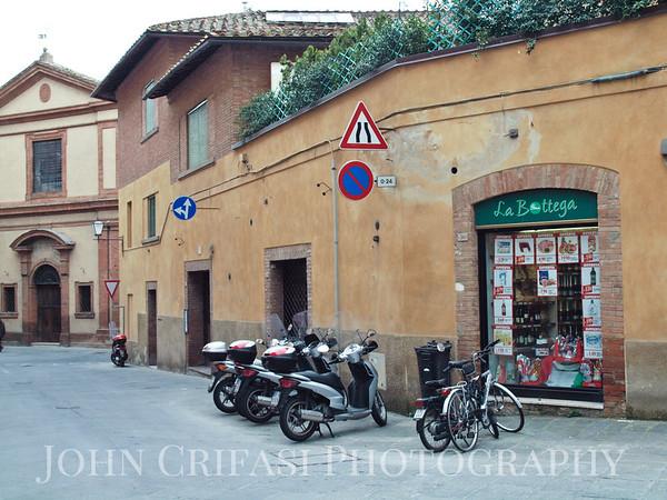 Siena, Italy -- 2011