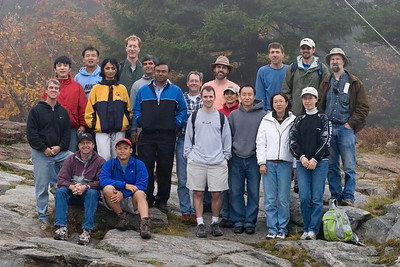 Group Hike on Pack Monadnock