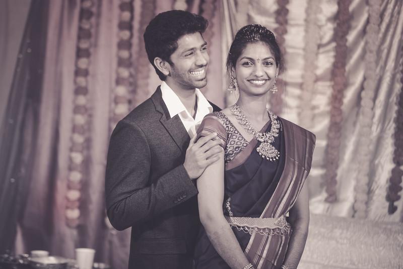 Keerthi + Krishna- Bride_Groom  Making