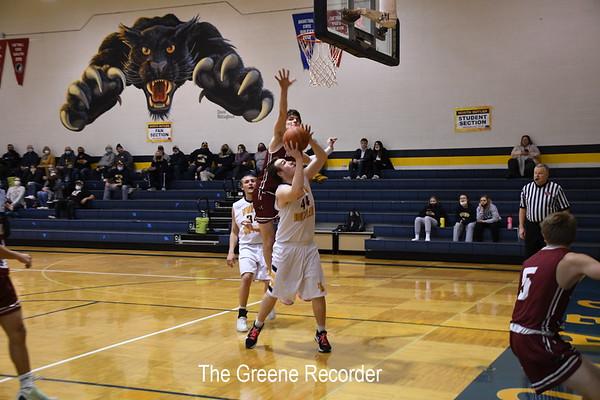 Boys Basketball vs Newman