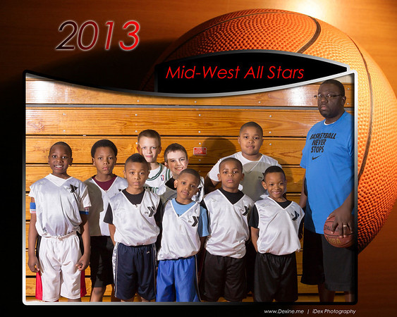 Mid-West All-Stars
