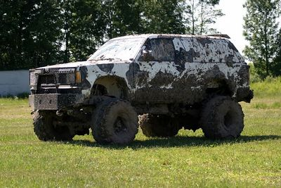 Mudfest Mudbog 2005 Albright shores