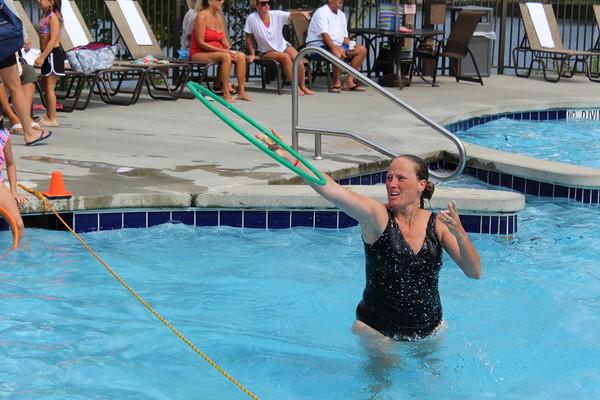 July 22 - Pool Games
