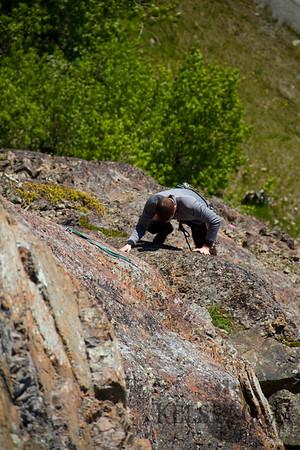 Sunshine Ridge Rock Climbing 06/06/12