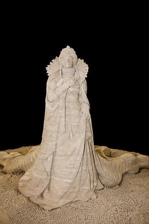 VA-VA Beach-Neptune Festival Sand Sculptures 2014