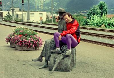 2000 - 1.August-Tour: Septimer-Bernina-Livigno-Zernez