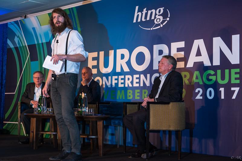 HTNG EC Blockchain for Hospitality Panel