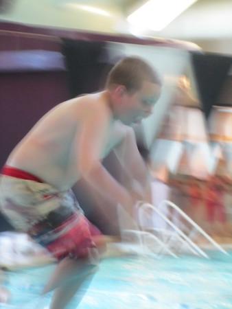 Swim Lessons July 2010
