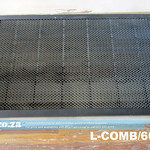 SKU: L-COMB/6040, Honeycomb Table Top 600×400mm Size for CO2 Laser Cutting Machine