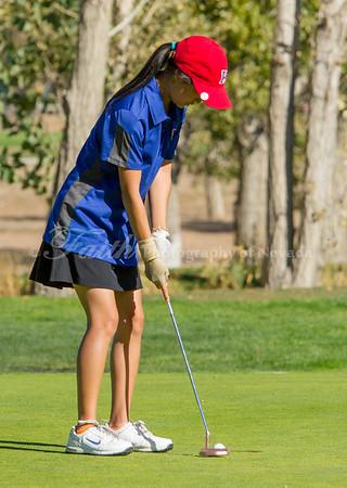 Washoe GC - RHS 2014 Girls Golf