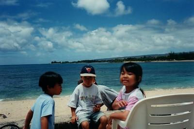 Hawaii summer 2000