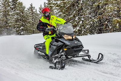 2020 Ski-doo MX Z TNT 850E