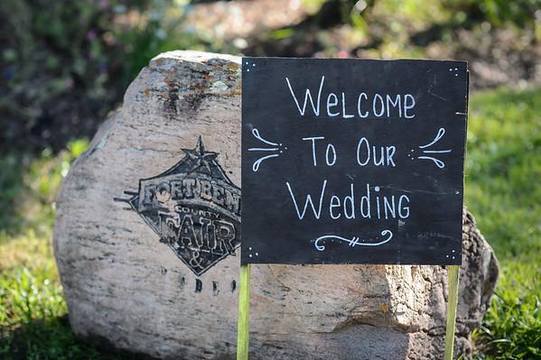 Cassandra & Reginald's Wedding 111916