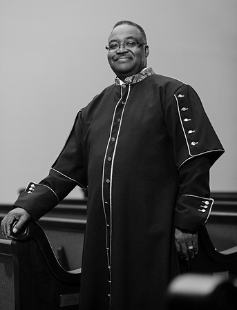 THE INSTALLATION OR REV. CHARLES E. POLK | ST. LUTHER MISSIONARY BAPTIST CHURCH