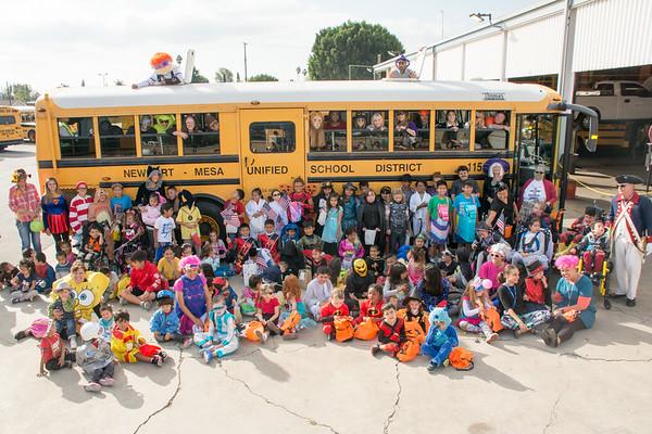 Transportation Halloween 2018