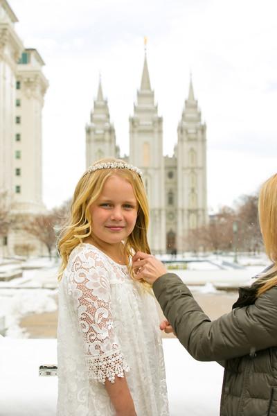 Alivia-Baptism