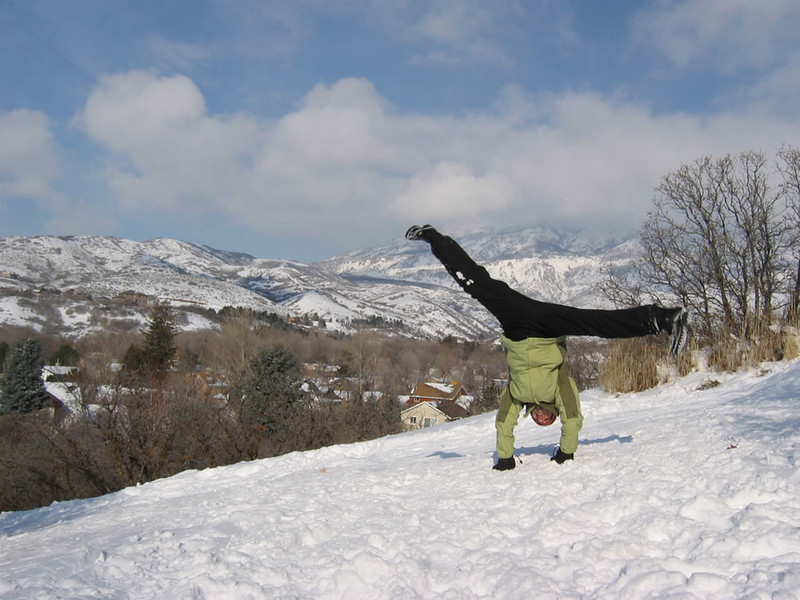 Stacee Calderon - Alpine, UT - 12/2007