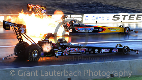 Top Fuel Drags 02/02/2012