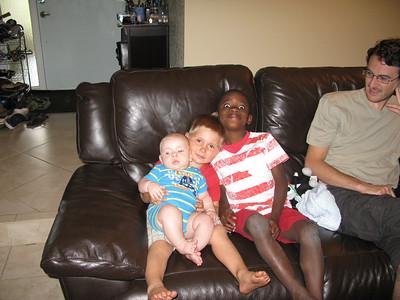 Jonah & Family June-July 2012