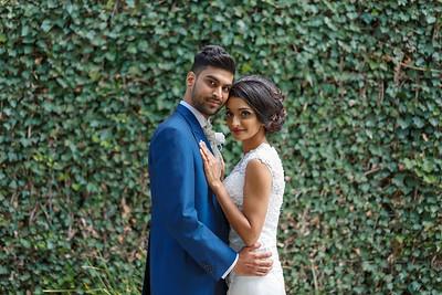Vishal & Nikita Civil Wedding