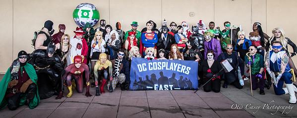 NY Winter Con 2016 DC Shoot