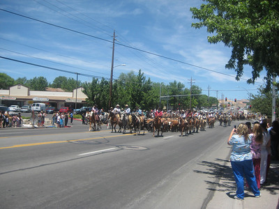 Reno Rodeo Cattle Drive & Parade