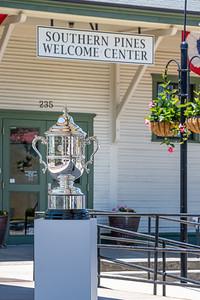 USGA-Trophy-Arrival-Southern-Pines